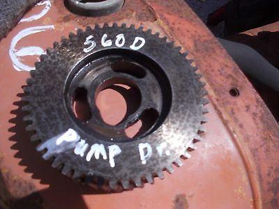 Farmall 560 560d Diesel Tractor Org Ih Injection Pump Drive Gear