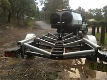 Easytow 17ft trailer fits v17r v17l haines hunter Adamstown Heights Newcastle Area Preview