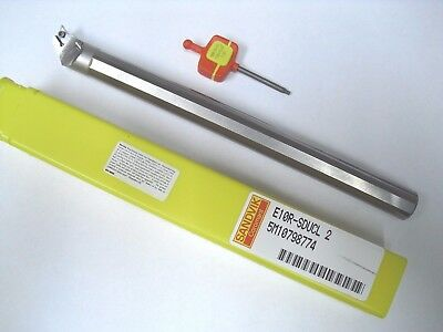 E10r Sducl 2 Sandvik Carbide Boring Bar