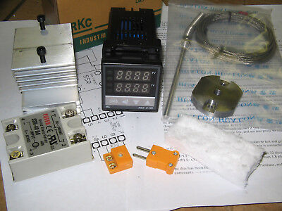 Kilnoven Pid Temperature Controller Kitssr Output40