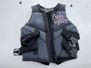 Life jacket by body glove.  Woman's small