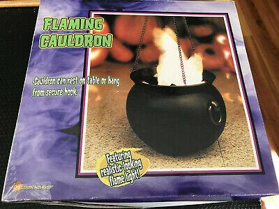 Flaming Cauldron GEMMY