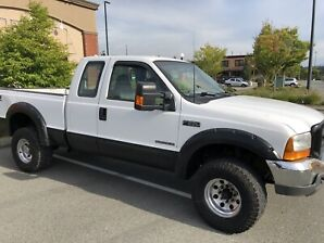 2001 Ford F-250 Power stroke