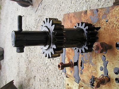 Farmall Louisville Sm Smta Mta Ih Tractor Transmission Idler Reversor Gear