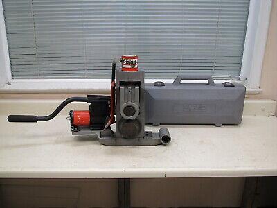 Ridgid 918 Hydraulic Roll Groover 2-12 Inch For 300 1224 535 1822 Pipe Threader