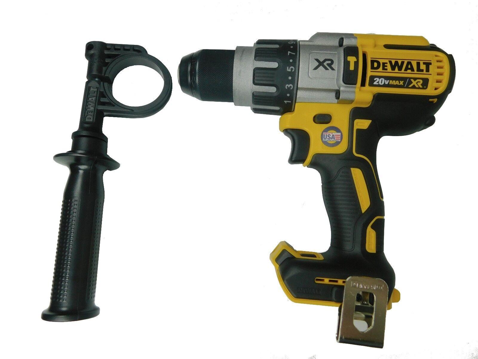 New Dewalt DCD996B 3-Speed Hammer Drill Lithium Ion Brushles