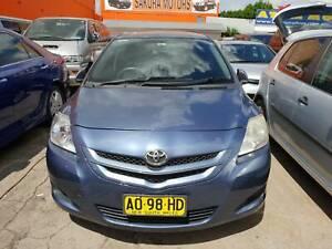 2007 Toyota YARIS sedan Granville Parramatta Area Preview