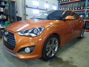 Hyundai Veloster Coup? 3 portes, bo?te manuelle Turbo