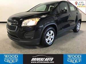 2014 Chevrolet Trax LS MANUAL, BLUETOOTH, Financing Available!!!