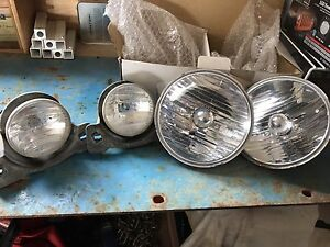 2013 Jeep Wrangler Lights