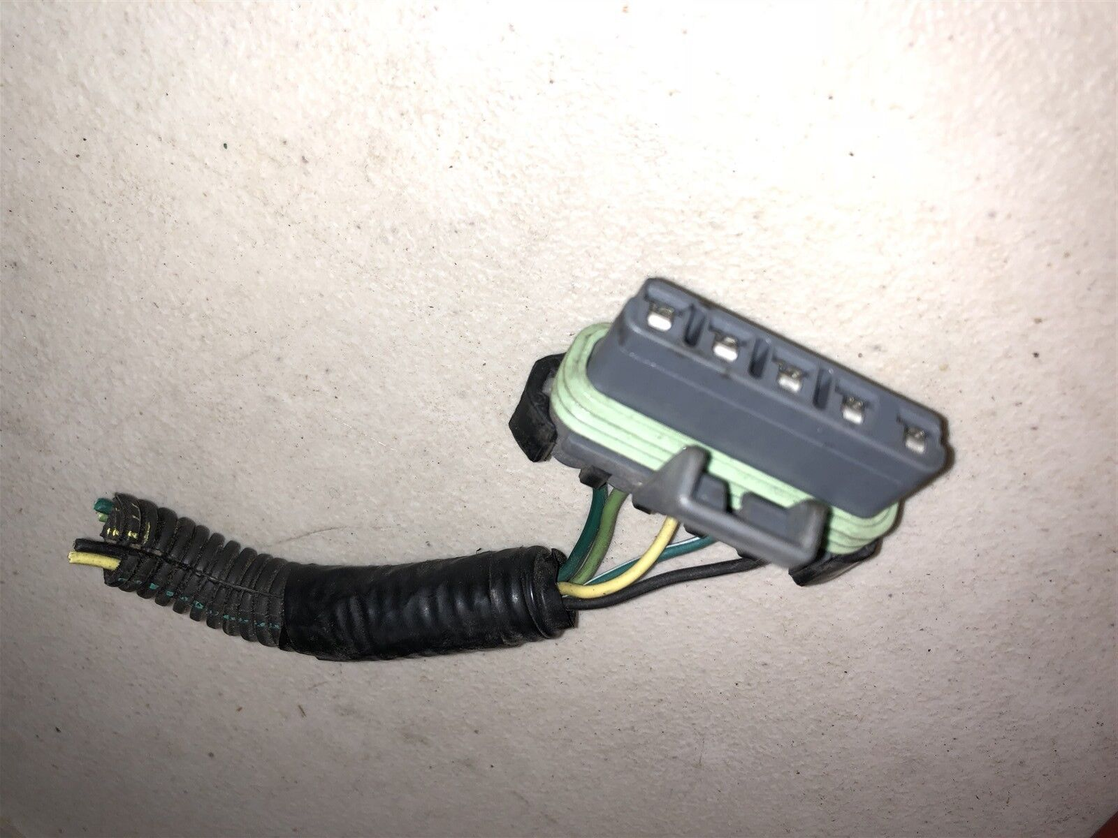 Details about 97-04 Corvette C5 Headlight Connector Wiring Harness on