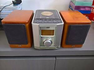 JVC UX-2000 Micro System Elwood Port Phillip Preview
