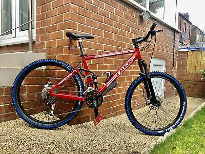 """Trek FUEL dual/full suspension MTB bike MEDIUM 18"""""""