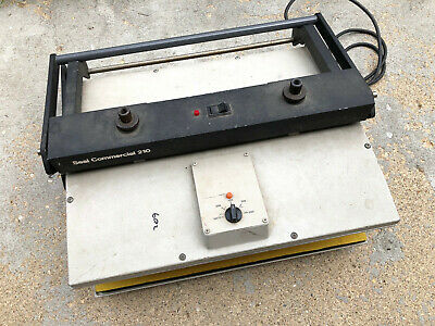 Seal Commercial 210 Dry Mountinglaminating Press