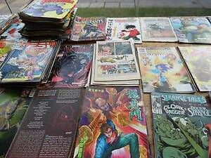 comics all types in good condition REDUCED FOR QUICK SALE Edithvale Kingston Area Preview