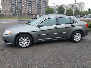 2012 Chrysler 200-Series   GREAT PRICE INCLUDES SAFETY