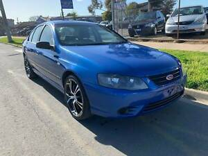 2007 Ford Falcon BF Sedan Auto Shepparton Shepparton City Preview