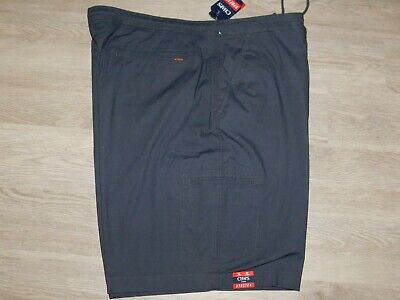 - Chaps Cargo Shorts Comfort Waist Big and Tall Stretch Flat Front $72 NWT Grey