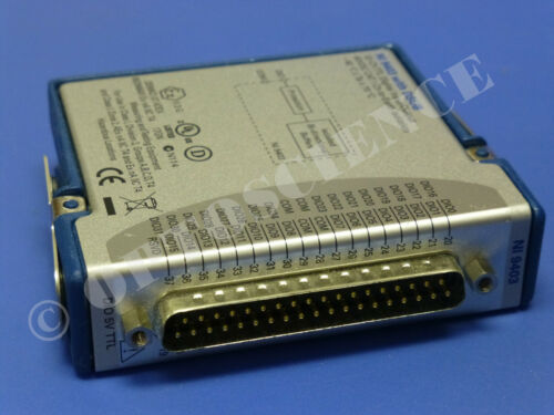 National Instruments NI 9403 cDAQ DIO Module
