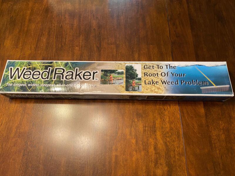 Jenlis Weed Raker. Brand New. Weed Raker For Lake.