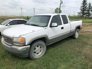 4x4 GMC 1500 FOR SALE