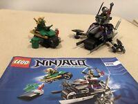 LEGO ninjago - overborg attack