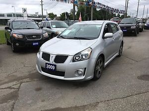 2009 Pontiac Vibe GT Hatch - Certified & Etested!