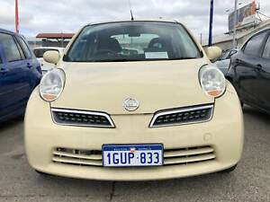 2010 Nissan Micra 5 Door Hatchback, K12, 4 Speed Automatic, 4CYL Welshpool Canning Area Preview