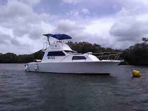 30ft Hartley Flybridge swap for sailing mono Caboolture Caboolture Area Preview