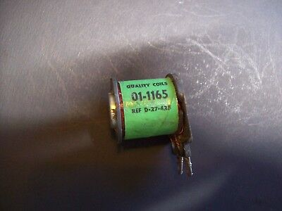 Bally EM Bingo Pinball Machine Or Slots NOS SOLENOID COIL D-27-425 Relays