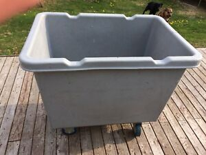 Industrial/commercial bucket trolley (reduced)