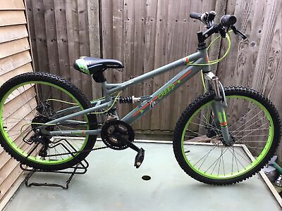Apollo Creed 24 Inch Wheeled Boys Mountain Bike Ref 3361f