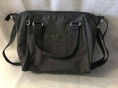 Womens Kipling Black Crossbody Bag New RRP £59