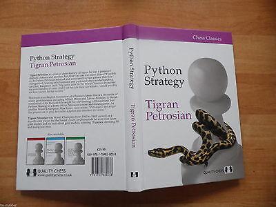 Klasse! Tigran Petrosian: Python Strategy Chess Classic Quality 2015 gebunden