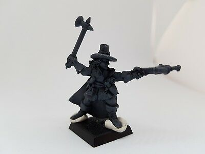 Warhammer Age Sigmar AOS - Empire Free Peoples Vintage Witch Hunter small conver