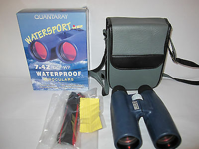Бинокли и монокуляры Vintage Quantaray Watersport