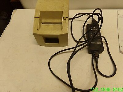 Star Model Tsp600 Pos Thermal Receipt Printer - Used
