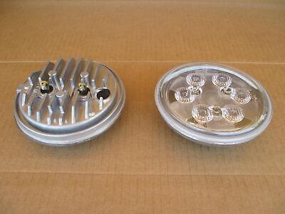 2 Led Headlights For Ih Light International 154 Cub Lo-boy 184 185 Farmall
