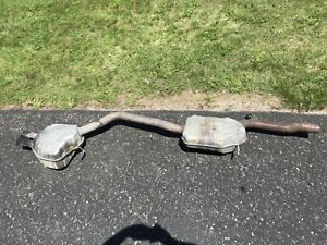 Used 2010 Audi A4 OEM exhaust