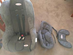Safe N Sound premier Convertible car seat Iluka Joondalup Area Preview
