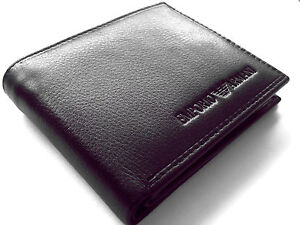 Men's gift Armani wallet New with Gift box  Black leather PLC*