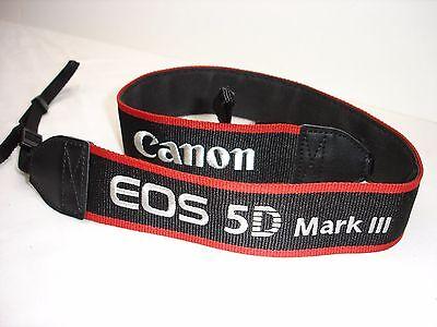 CANON EOS 5D Mark III CAMERA NECK STRAP  #01245