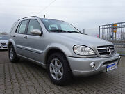Mercedes-Benz ML 270 CDI AMG Styling 1.Hand