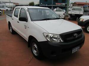 TOYOTA HILUX DUALCAB Glenorchy Glenorchy Area Preview