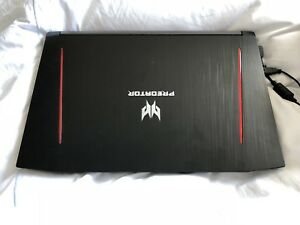 Like new Acer Predator 17.3 Gaming laptop