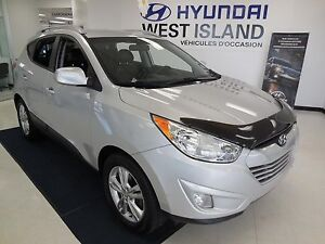 2012 Hyundai Tucson GLS 2.4L FWD CUIR/MAGS 62$/semaine