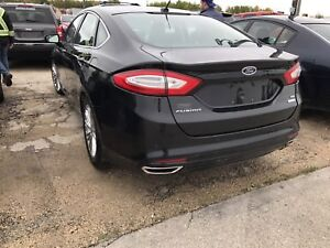 Ford fusion 2013 ** LEATHER**SUNROOF