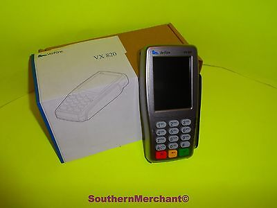 Verifone Vx820 160mb Pin Pad Contactless