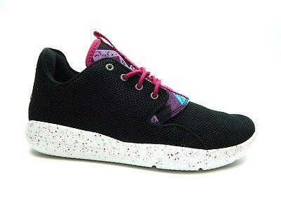 JORDAN Kids Elipse GG 724356 064 black white multi Youth (Youth White Multi Kids Shoes)