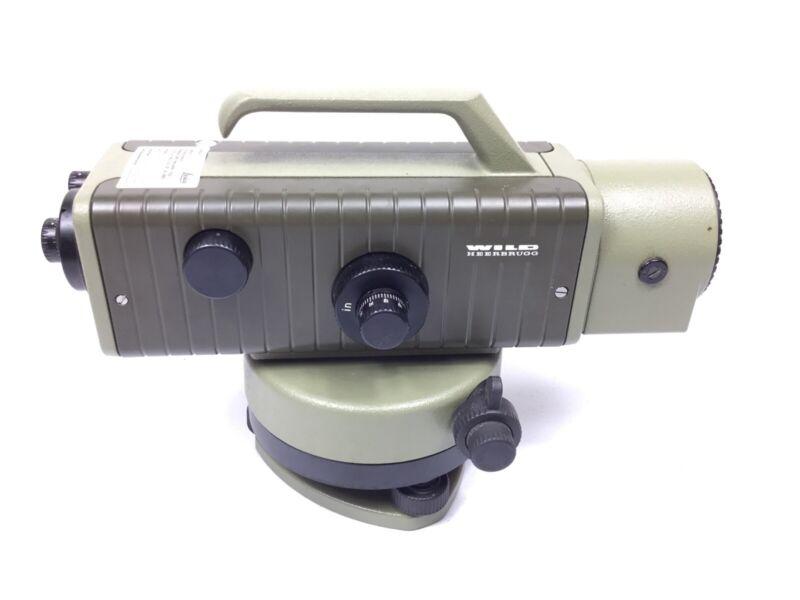 Wild N3 Precsion Level Micrometer